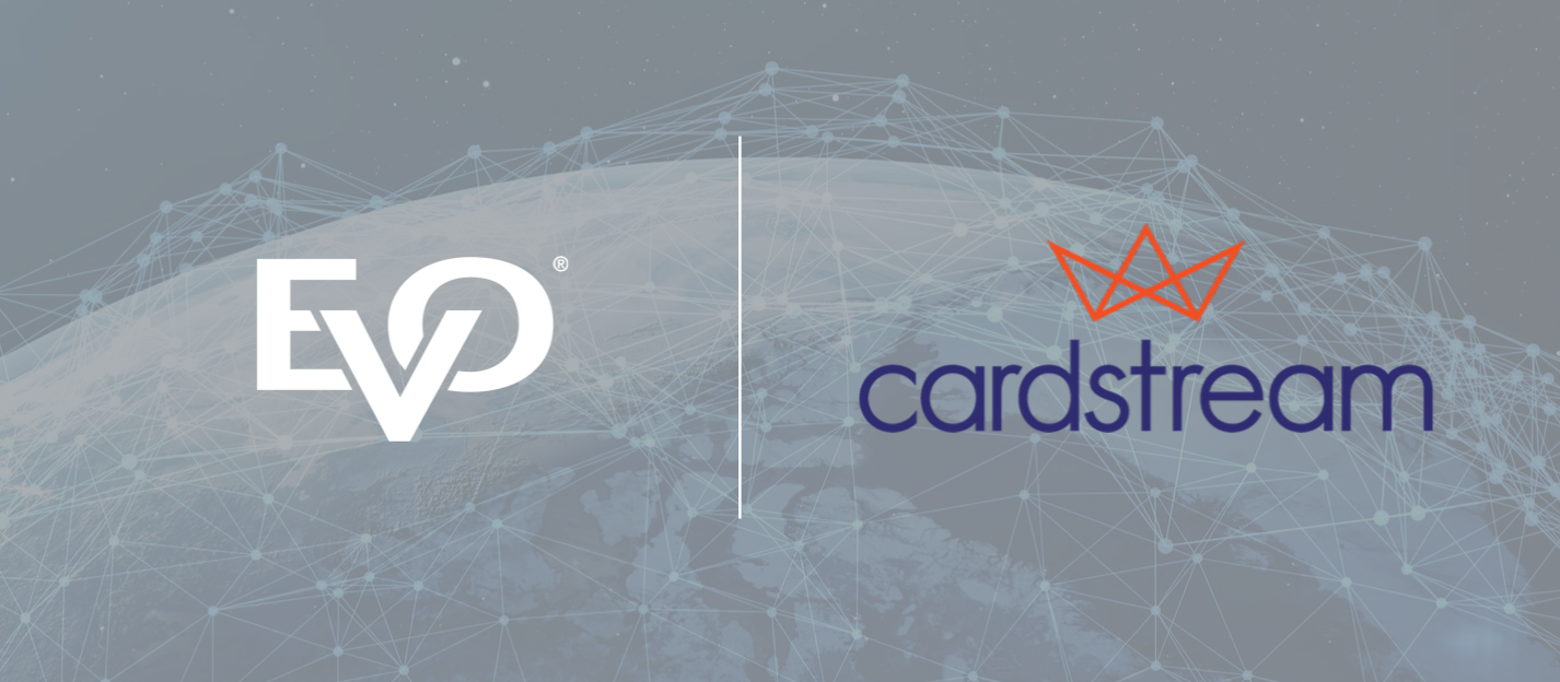 EVO partner with Cardstream