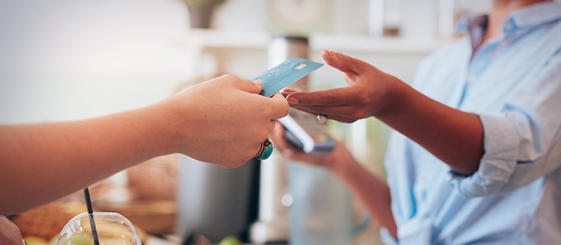 Debit cards become the UK's number one payment method